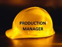 Production Manager for Garment Industry – Ldh/Chd/Gurgaon/Asr – 3lac – 5lac : Job Code 1115